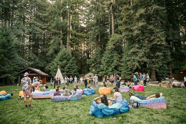 Outpost Trade Retreat at Camp Navarro